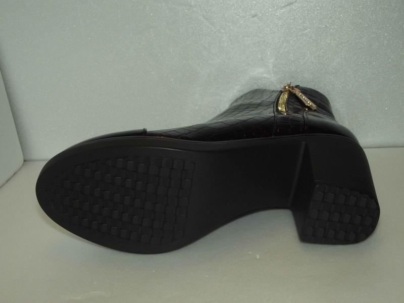 Новые женские ботинки - Фото 4