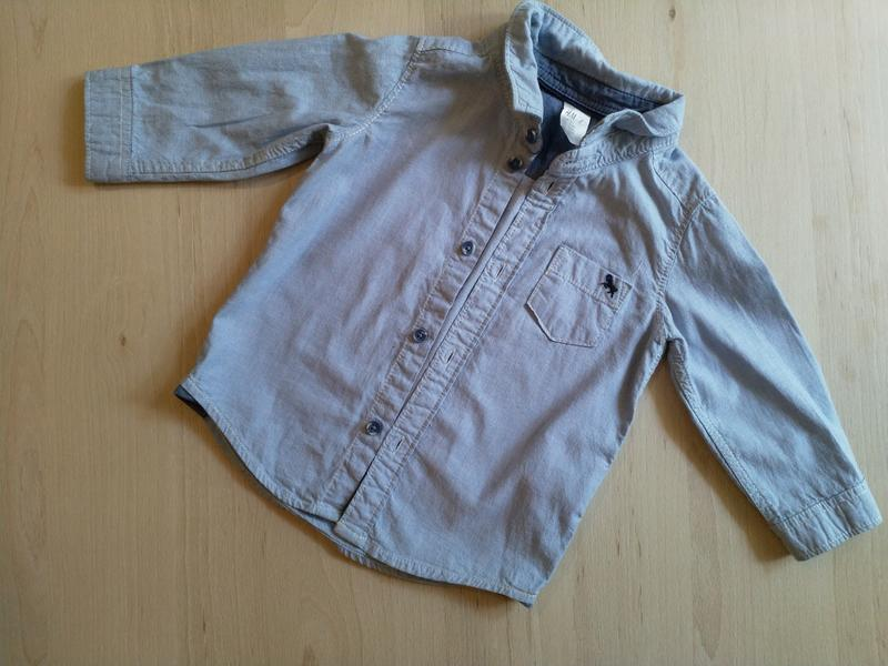 Рубашка для маленького модника