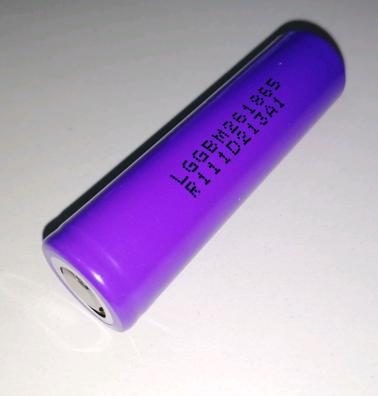 Аккумулятор LG M26 18650 li-ion 2600мАч - Фото 2