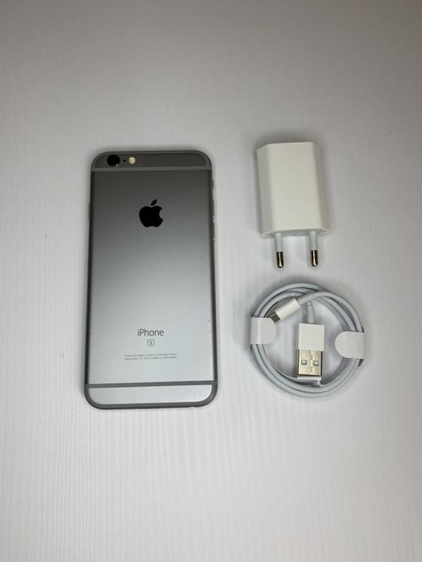 IPhone 6s 16gb Neverlock Space Gray - Фото 2