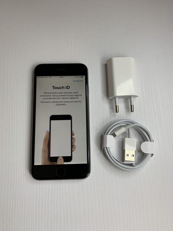 IPhone 6s 16gb Neverlock Space Gray - Фото 8