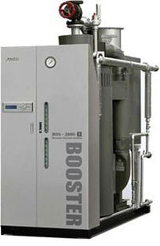 Котел паровой BSS-3000SG (газовый-дизельный)