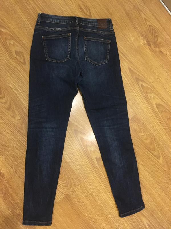 Брендовые джинсы зауженые  24р. - Фото 5