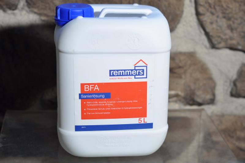 Средство для очистки от грибка и плесени BFA Remmers