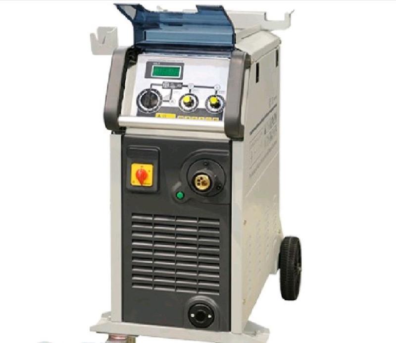 Сварочный полуавтомат 0.8-1.0мм, 220В, 10.6А GI13110