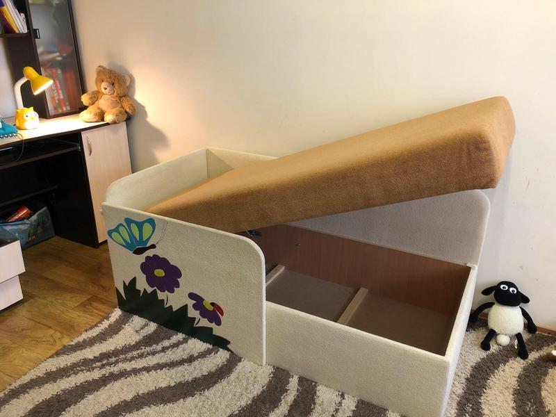 Дитячий ортопедичний диван