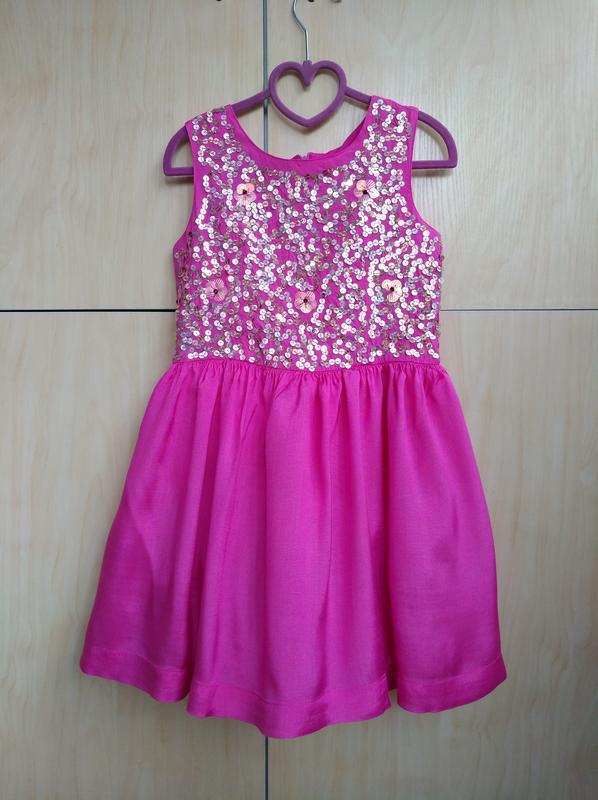Нарядное платье kaisely на 6-7 лет