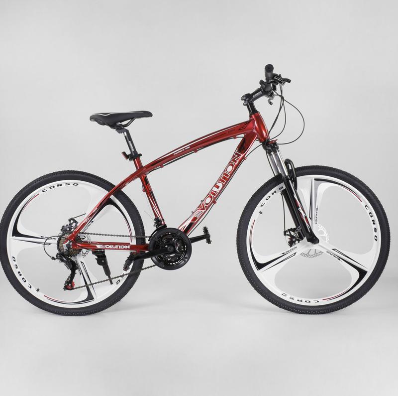 Велосипед спортивный CORSO EVOLUTION 26