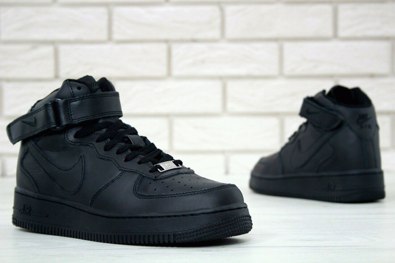Nike Air Force  1 Mid - Фото 3