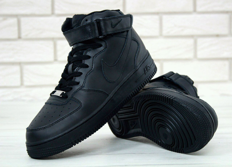 Nike Air Force  1 Mid - Фото 2