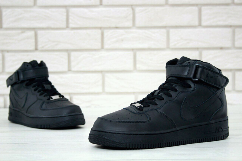 Nike Air Force  1 Mid - Фото 4