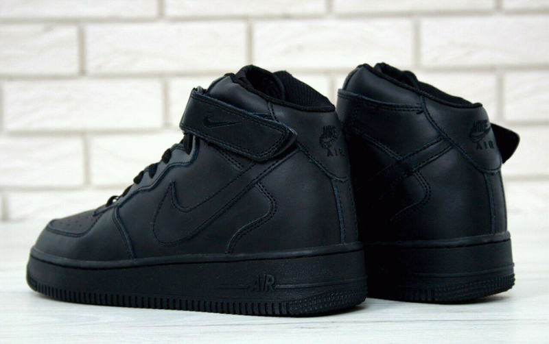 Nike Air Force  1 Mid - Фото 7
