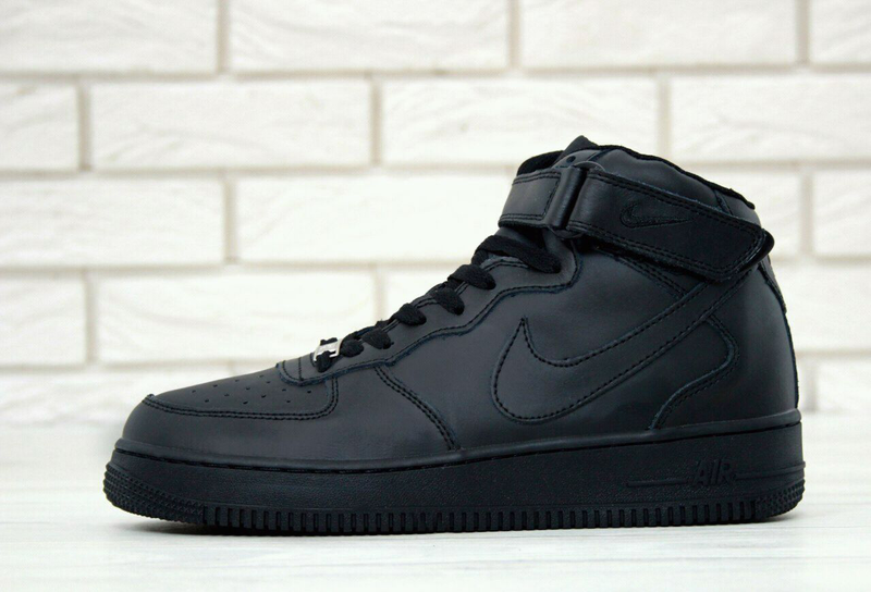 Nike Air Force  1 Mid - Фото 6