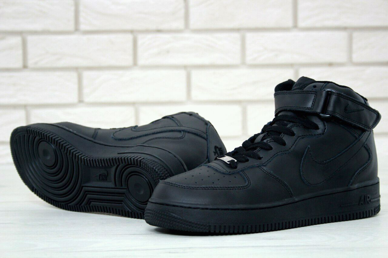 Nike Air Force  1 Mid - Фото 5