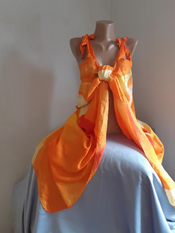 Парео, пляжное платье ashma