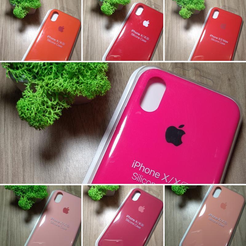 360° Apple Silicone Case IPhone Xs Max Iphone 7 Plus 8 Plus IPhon