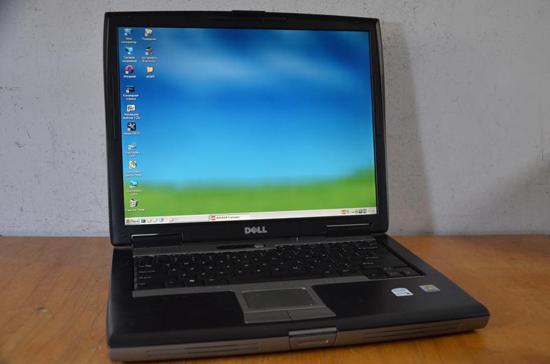 3042. Ноутбук DELL Latitude D520 ! MegaSale!!
