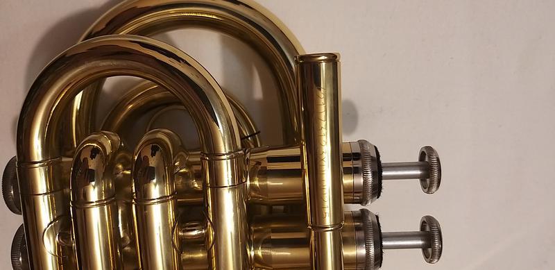"""Труба """"Thomann TR 25 Bb Pokcet"""" - Фото 4"""