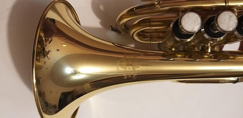 """Труба """"Thomann TR 25 Bb Pokcet"""" - Фото 2"""