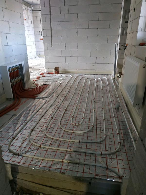 Опалення. Сантехнік. Каналізація. Підігрів підлоги. - Фото 7