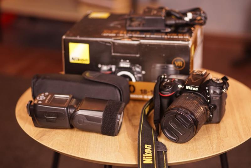 фотоапарат 15000 грн nikon