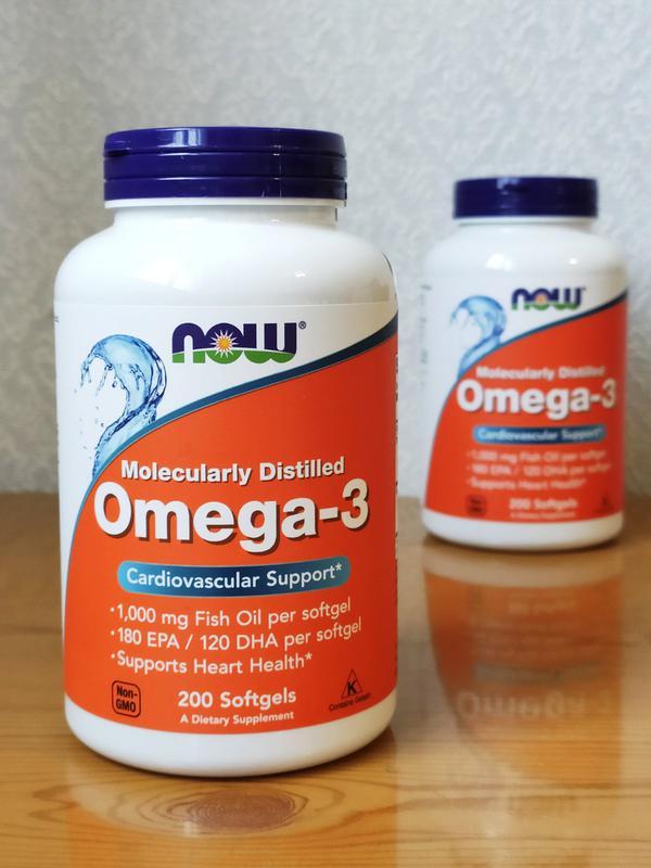 Ultra Omega-3 pentru susținerea sănătății inimii, creierului și ochilor