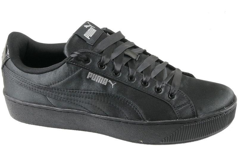 Атласные кроссовки Puma Vikky Platform EP
