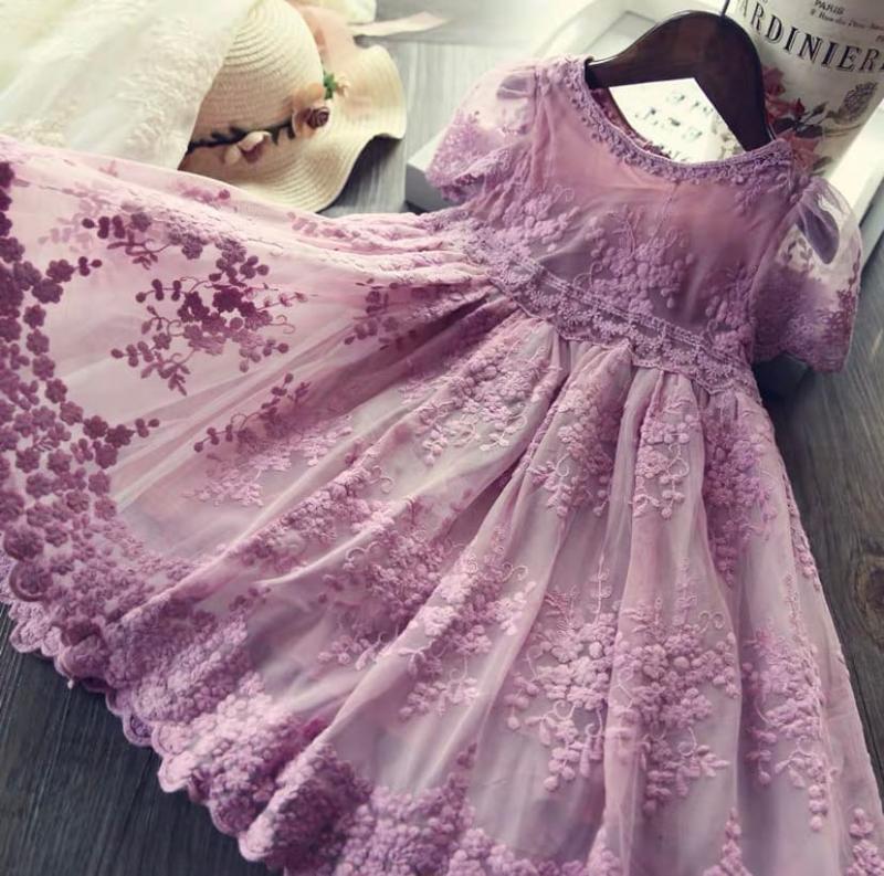 Очень нежные платья