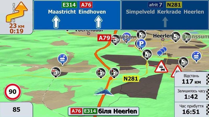 GPS навигация Европа IGO Primo Truck Nextgen на любое устройства - Фото 11