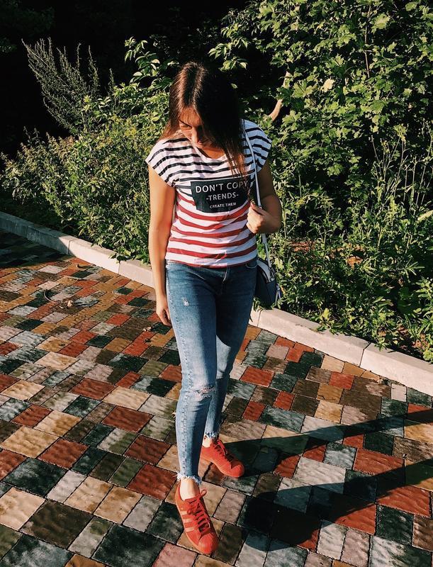Джинсы скинни джинси скінні bershka бершка - Фото 2