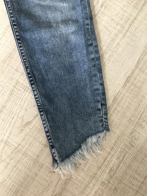 Джинсы скинни джинси скінні bershka бершка - Фото 6