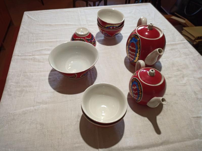 Чайный сервиз с пиалками - Фото 2