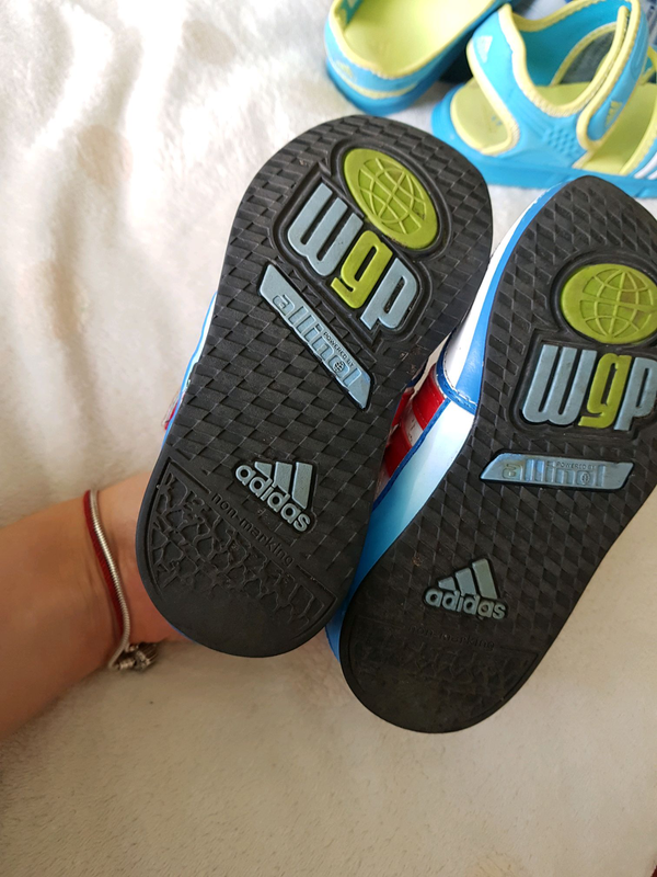 Красовки adidas disney - Фото 3