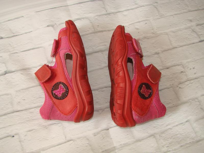 Кожаные босоножки сандалии elefanten . отличное состояние