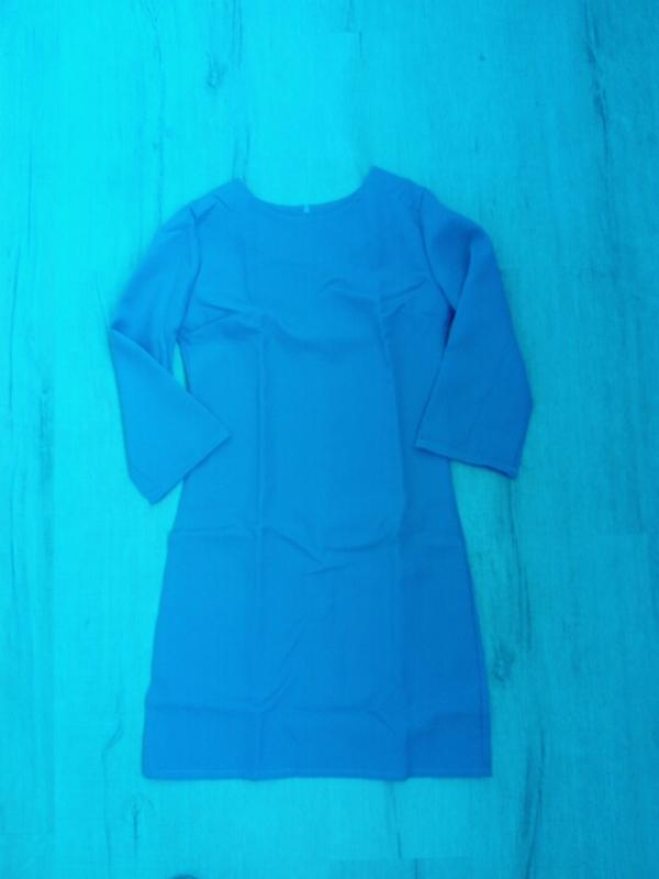 Стильное яркое женское платье футляр - Фото 4