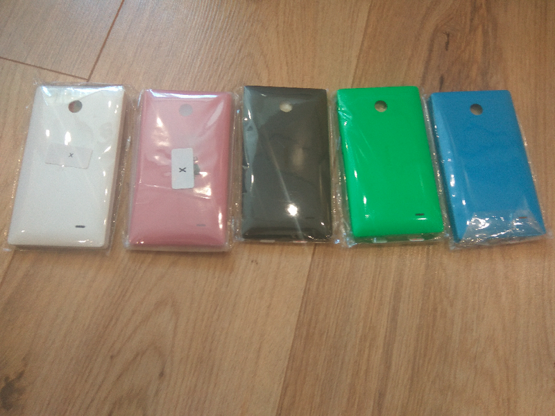 Задняя крышка Nokia X Dual Sim (RM-980),