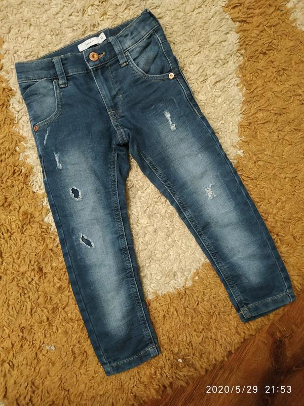 Фирменные джинсы name it на 3-4 года (можно дольше)