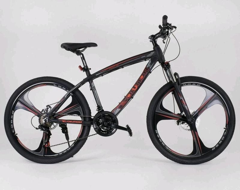 Велосипед Горный 26 EVOLUTION рама алюминиевая