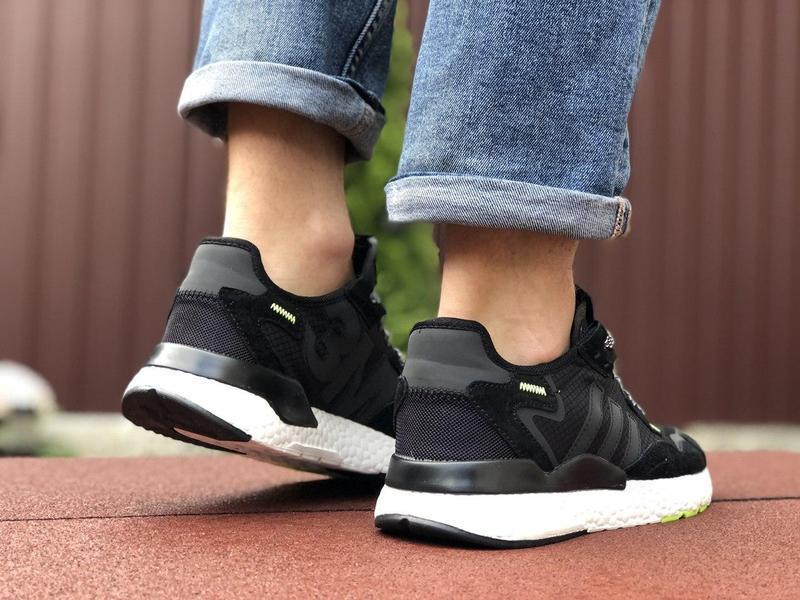 Adidas nite jogger boost 3m - Фото 2