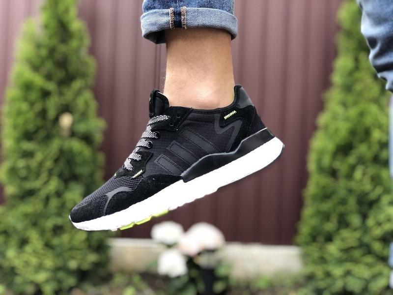 Adidas nite jogger boost 3m - Фото 3
