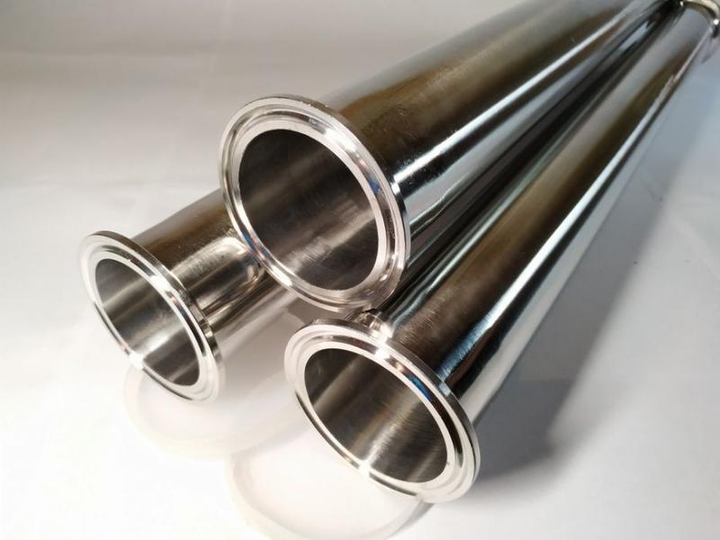 Царга 51мм нержавеющая сталь 304