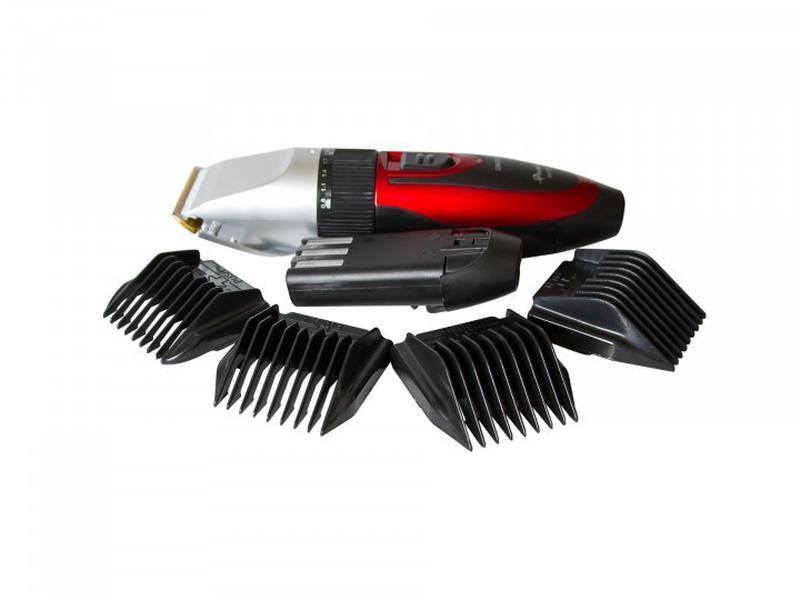 Беспроводная машинка для стрижки волос Gemei GM 550 (4109) - Фото 2