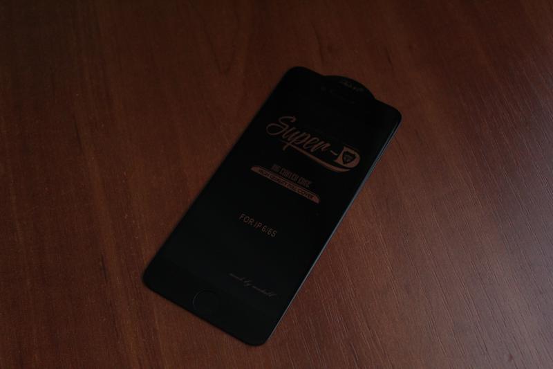 Защитное стекло 6/6s Iphone Super D