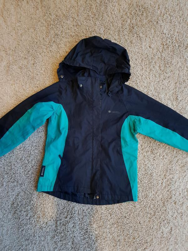 Водоотталкивающая куртка mauntan warehouse 9-10 лет