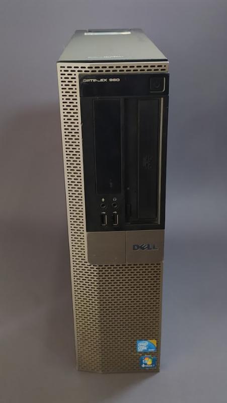 ПК Dell OptiPlex 960 E8500 3.16Ghz / 3Gb / 80 Hdd / dvd-rw