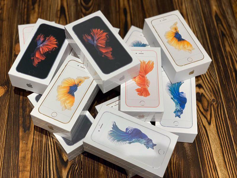 Apple iPhone 6s 7 7+ 8 8+ X 32/64/128/256gb ГОД ГАРАНТИИ!!