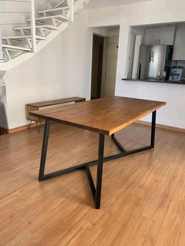 Изготовлением столов любой сложности в стиле лофт - Фото 5