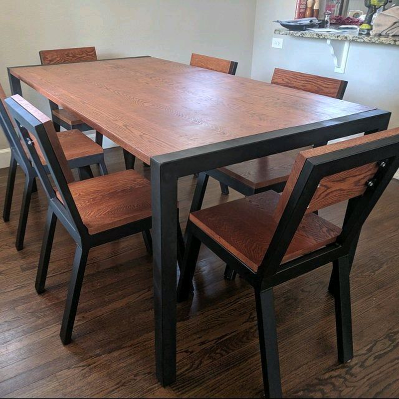 Изготовлением столов любой сложности в стиле лофт - Фото 13