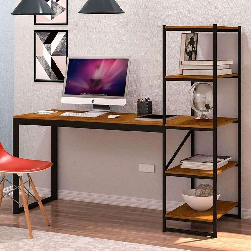 Изготовлением столов любой сложности в стиле лофт - Фото 11