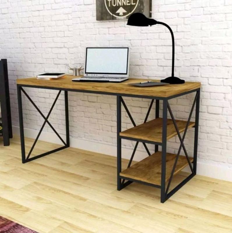 Изготовлением столов любой сложности в стиле лофт - Фото 12